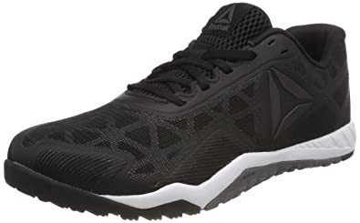 best service a3eeb 51442 Reebok Ros Workout TR 2.0, Chaussures de Fitness Homme, Noir (Black Alloy