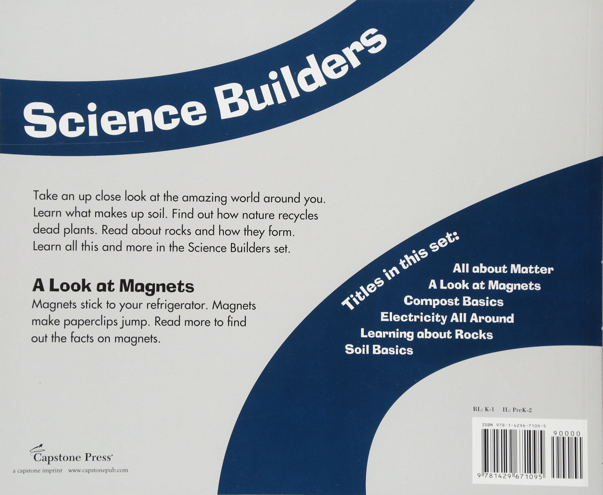 A look at magnets science builders barbara alpert 9781429671095 a look at magnets science builders barbara alpert 9781429671095 amazon books fandeluxe Images