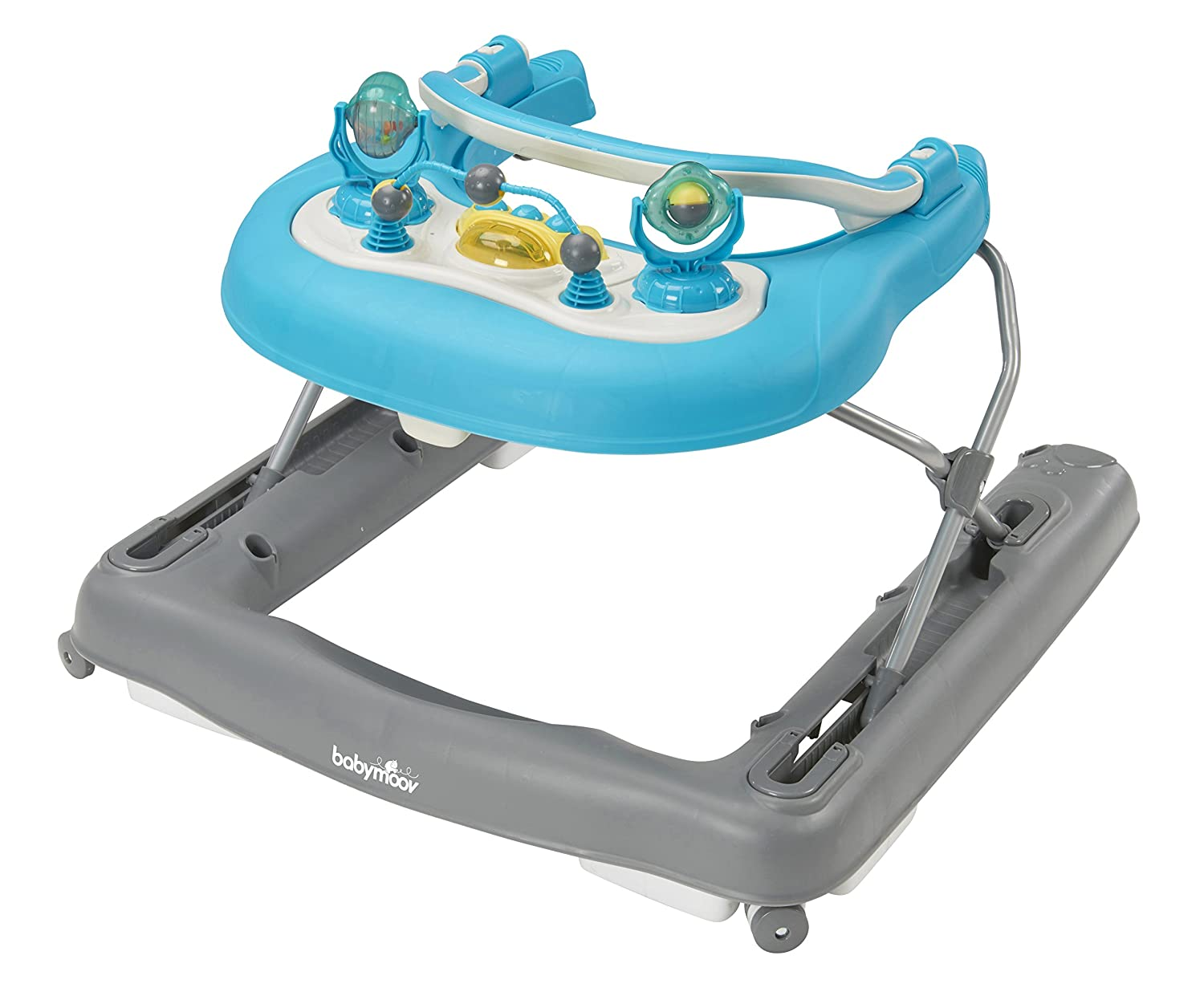 Babymoov A040007 - Andador 2 en 1, color azul: Amazon.es: Bebé