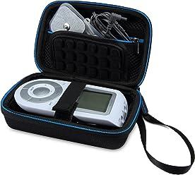 Supremery Tasche für Sanitas SEM 43 44 Case Schutz-Hülle Etui Reisetasche