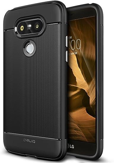 OBLIQ - Funda para LG G5, Color Negro: Amazon.es: Electrónica