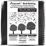 Filet Anti Oiseaux 2 X 6m - Filet Protection Contre Oiseaux pour les Jardins et les Arbres Fruitiers