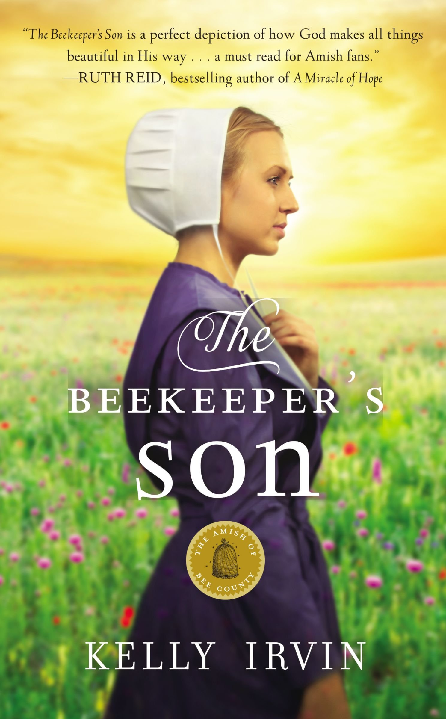 Beekeeper's Son (The Amish of Bee County): Amazon.co.uk: Irvin Kelly:  0025986354435: Books