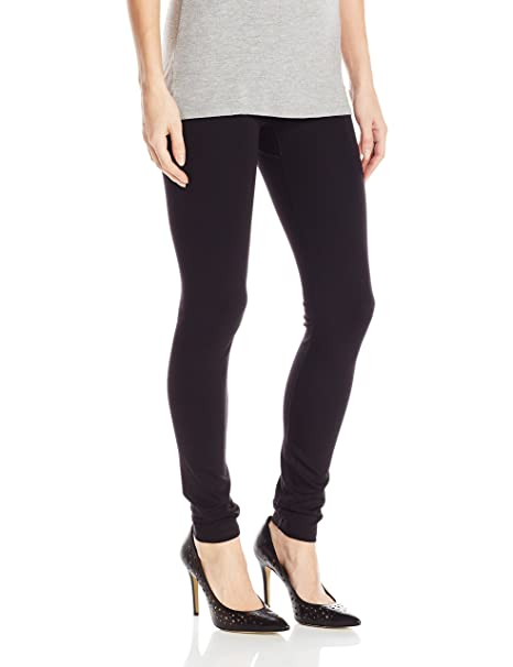 c40853558a0a6e HUE Women's Made to Move Double Knit Shaping Legging at Amazon ...