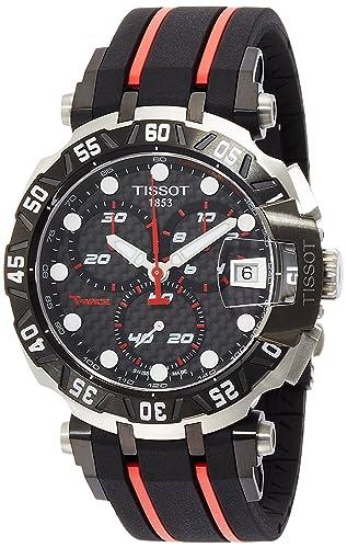 Tissot T-RACE MotoGP, edición limitada 2015 mundo 8888 T0924172720100 de edición limitada reloj para hombres de [Regular importados]: Amazon.es: Relojes