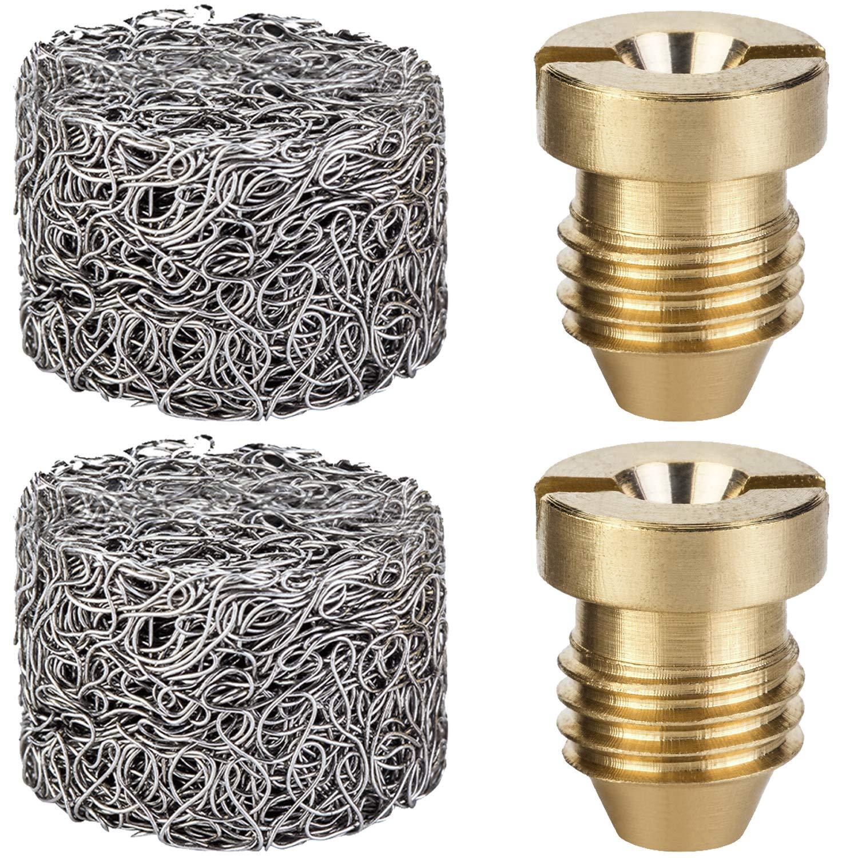 New Foam Cannon Orifice Nozzle Tips Thread Nozzle Foam Lance Universal Jet+maker