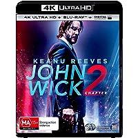 John Wick: Chapter 2  (4K Ultra HD + Blu-ray + Digital)