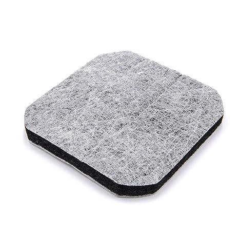 vhbw Filtro de carbón activo para freidoras Tefal Quadra 700, Universalis 800, Super Classic 1000: Amazon.es: Hogar