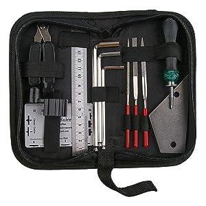 Guitar Repairing Tool Kit Fret Rocker
