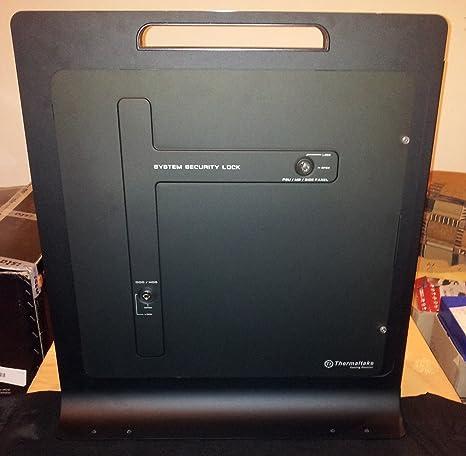 Thermaltake Level 10 Limited Edition Full-Tower Negro, Plata - Caja de Ordenador (Full-Tower, PC, Aluminio, Negro, Plata, ATX,Micro ATX, Ventiladores de la Caja): Amazon.es: Informática