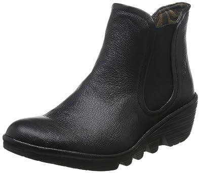 FLY London Damen Amie954fly Desert Boots, Rot (Red), 40 EU