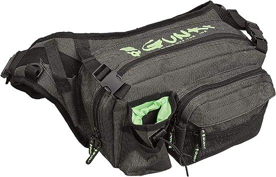 GUNKI Riñonera Iron-T Walk Bag GM 33 x 22 x 14 cm Accesorios ...