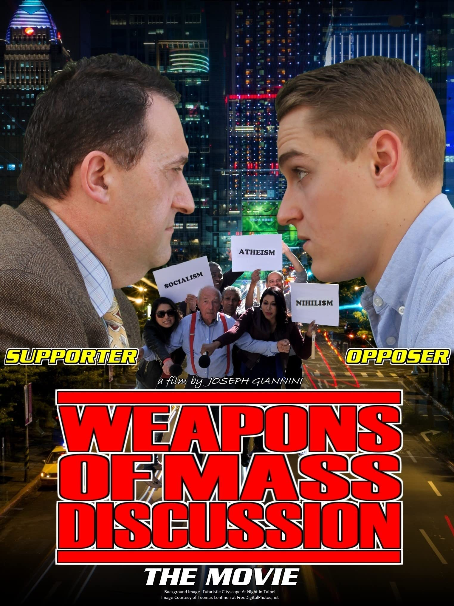 Weapons Of Mass Discussion on Amazon Prime Instant Video UK