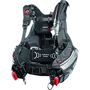 Mares Hybrid Weight Integrated Folding Scuba BC