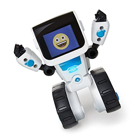Amazon Com Wowwee Coji The Coding Robot Toy Toys Games