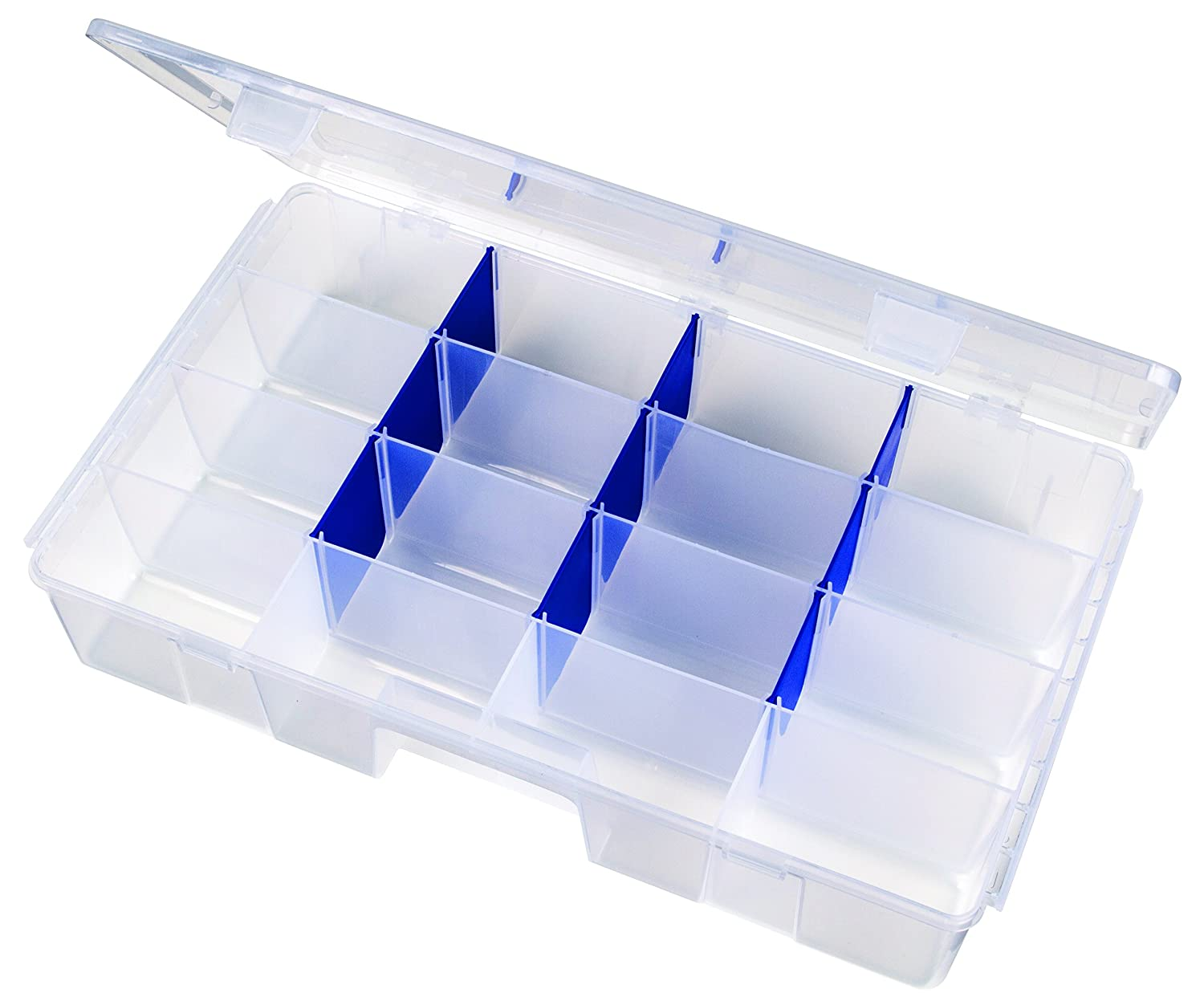Flambeau Tackle Tuff Tainer Tackle Boxes with 4 Fixed Compartment