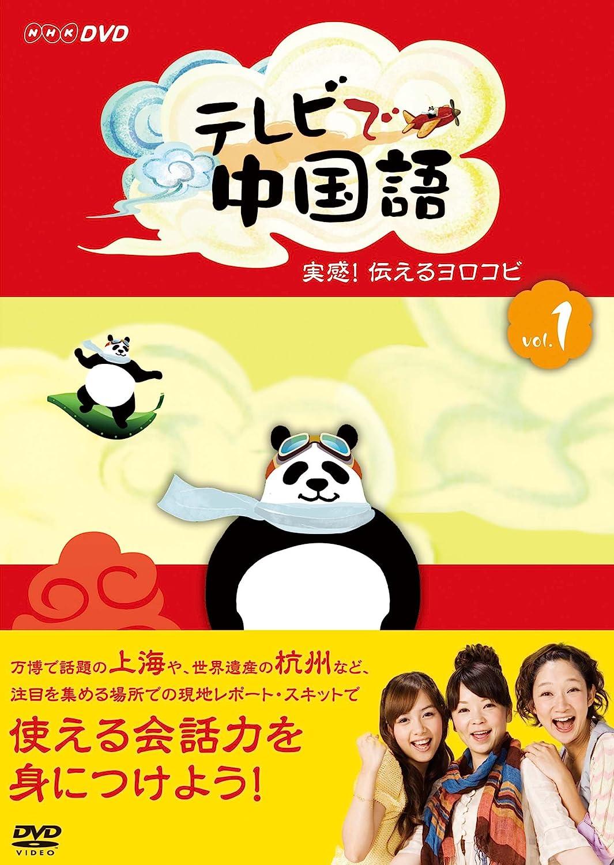 テレビで中国語 実感!伝えるヨロコビ(DVD-BOX)
