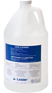 C-Clear 44 Lens Cleaning Cleaner Solution, 1 Gallon Capacity