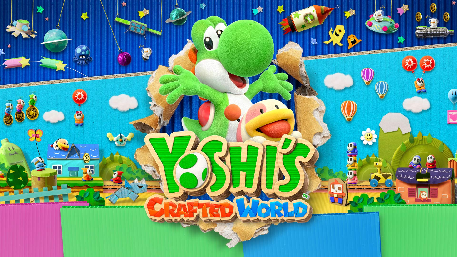 Yoshi's Crafted World - Nintendo Switch [Digital Code]