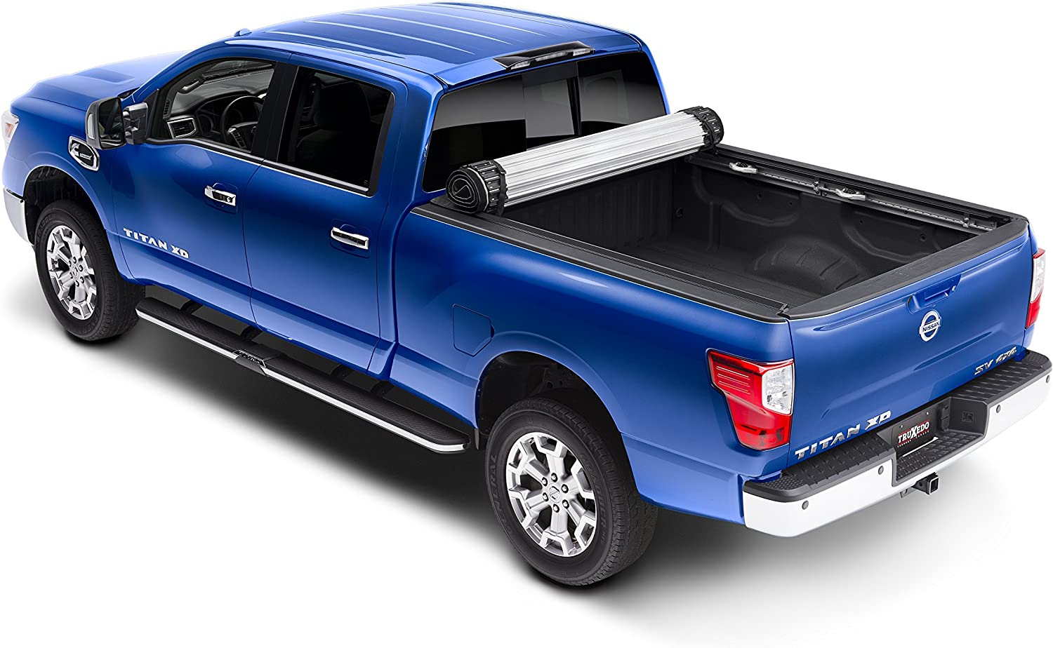 Truxedo Titanium 988801 Titanium Hard Roll-Up Tonneau Cover