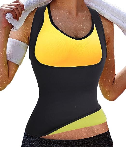 Amazon.com: Plus tamaño comodidad el sudor chaleco, Thermo ...