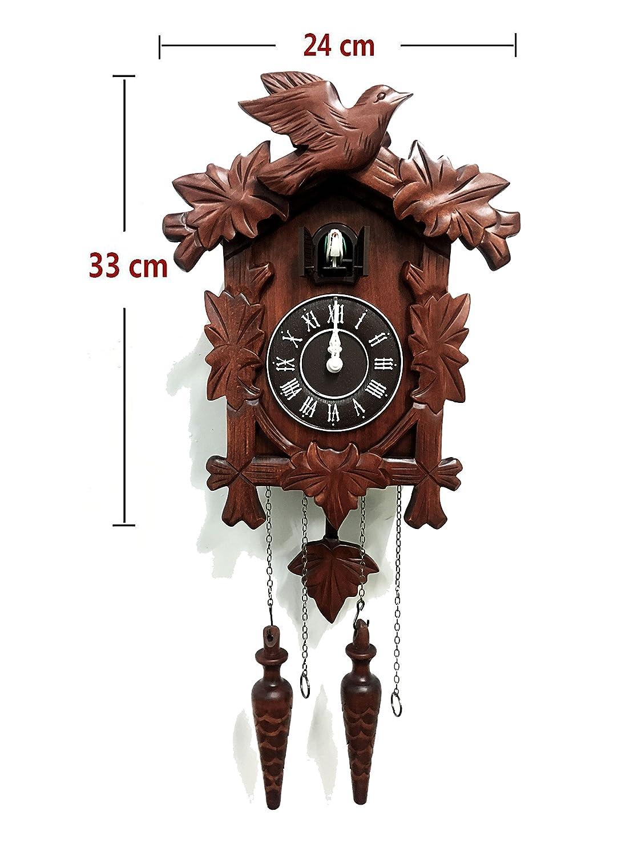 ANTIQUE STYLE CUCKOO CLOCK HANDS 10 CM  NEW CLOCK PART