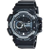 Skmei Analog-Digital Multi-Colour Dial Unisex's Watch