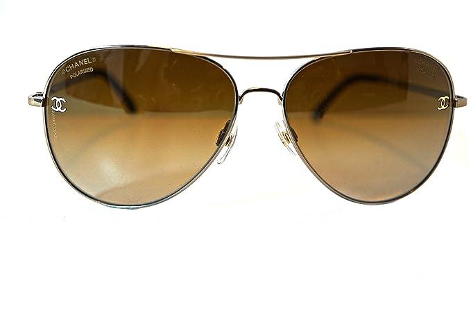 6e278d7df69 Chanel Designer Women s Sunglasses CH 4189-T-Q C395 S9  Amazon.ca ...
