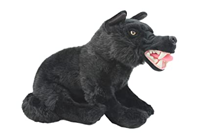 "Wizarding World of Harry Potter Sirius Black Dog Plush 24"" Animagus"