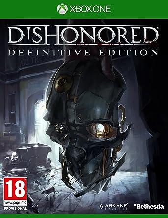 Dishonored Definitive Edition [PEGI]