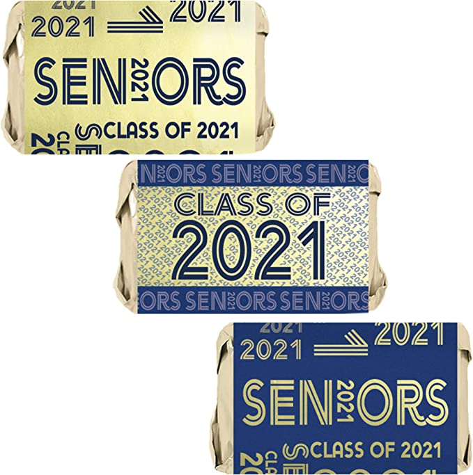 Class of 2020 Photo Favors Details about  /Photo Cutout School Graduation Candy Bar Wrappers