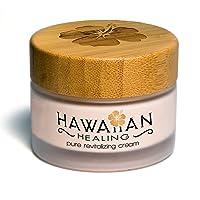 Hawaiian Healing Skin Care Anti-Aging & Hydrating Face Cream with Organic Hawaiian...