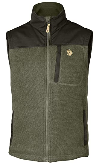 6fbb1a72509 FJÄLLRÄVEN Buck Fleece Vest  Amazon.co.uk  Clothing