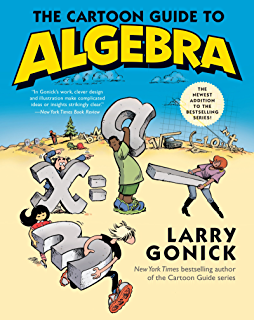 Amazon the cartoon introduction to economics volume two the cartoon guide to algebra cartoon guide series fandeluxe Image collections