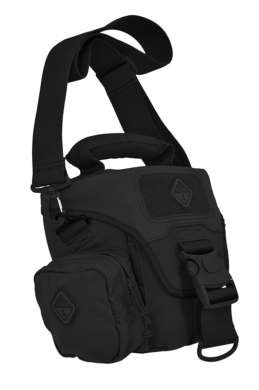 HAZARD4 ミラーレス一眼カメラ用 カメラバッグ Objective - small slr bag (Black) B00NP9NO6K