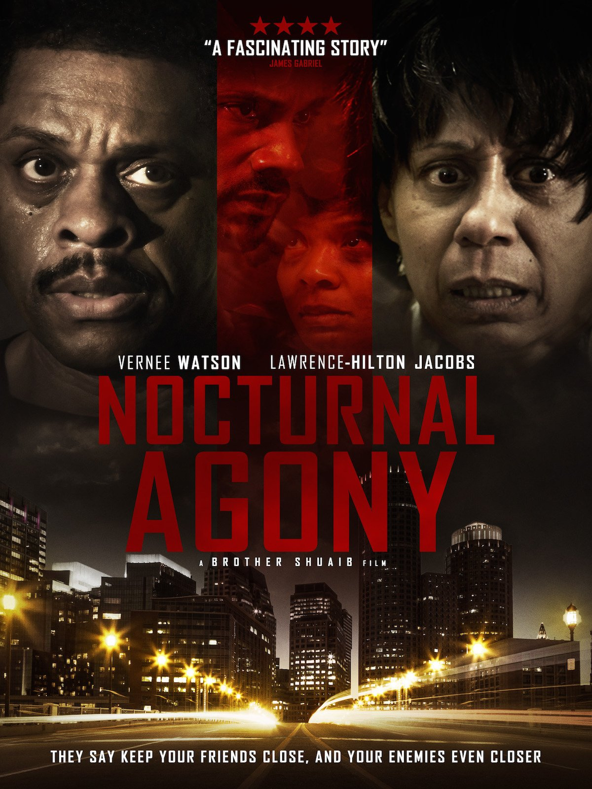 Nocturnal Agony on Amazon Prime Video UK