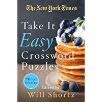 New York Times Take It Easy Crossword Puzzles