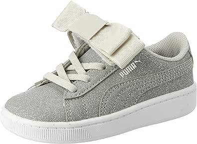 PUMA Vikky V2 Ribbon Glitz AC Kids Sneakers