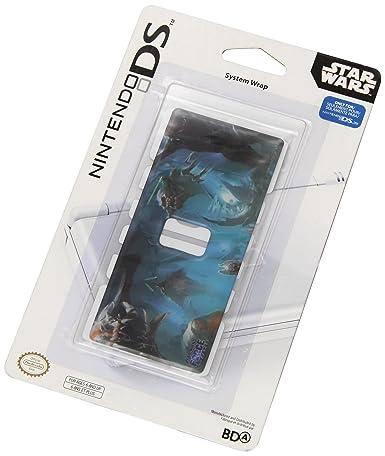 Aufkleber System Wrap Für Nintendo Ds Lite Ndsl Star Wars