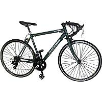 Hero Sprint PRO ECPLISE Grey Road Bike 700 C with 14 Speed (7 by 2) Shimano Gear