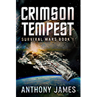 Crimson Tempest (Survival Wars Book 1) (English Edition)