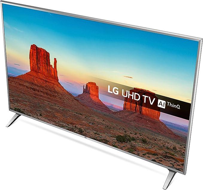 LG Electronics 75uk6500pla 75 Pulgadas uhd 4k HDR Smart TV led con ...