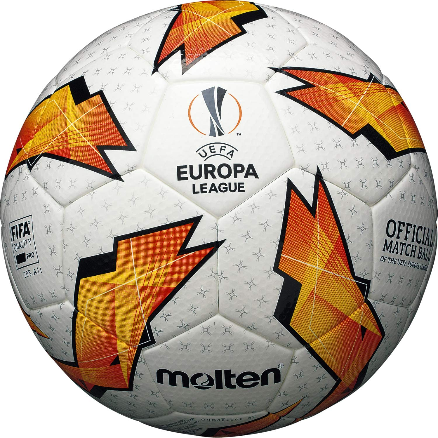 molten the uefa europa league official match ball orange size 5 amazon co uk sports outdoors molten the uefa europa league official match ball orange size 5