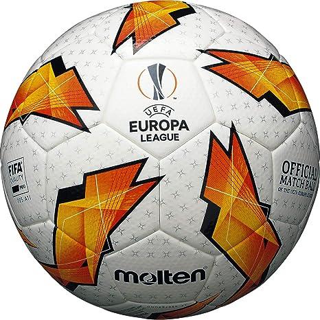 Molten The UEFA - Balón Oficial de la Liga de Europa, Color ...