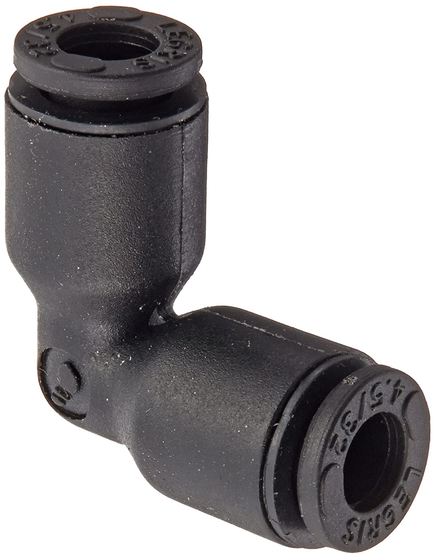 90 Degree Union Elbow Legris 3102 08 00 Nylon Push-to-Connect Fitting 5//16 or 8 mm Tube OD