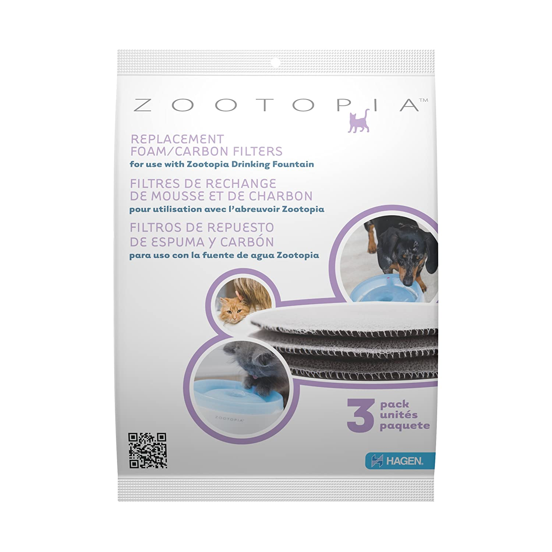 Zootopia Cartouche Fontaine pour Chat 27202