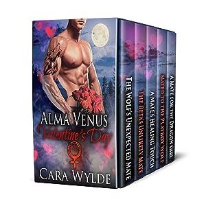 Alma Venus Valentine's Day: Complete Collection (5 Shifter Novellas)
