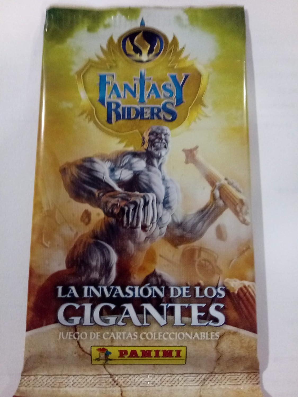 PANINI EDITIONS - Sobres Fantasy Riders 2: Amazon.es: Juguetes y ...
