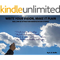 Write Your Vision Make It Plain: Real Law of Attraction Manifestation Stories