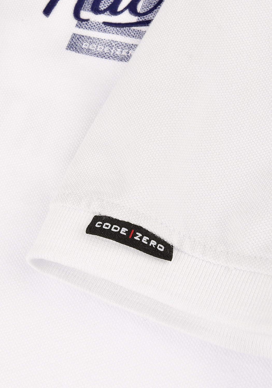 CODE-ZERO Damen Polo SS Nacra Multihull Polo Damen Prints